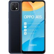 Смартфон Oppo A15 2/32GB Dual Sim Dynamic Black
