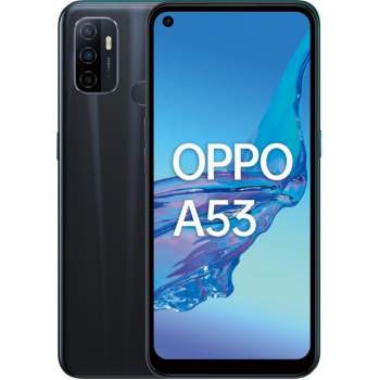 Смартфон Oppo A53 4/64GB Dual Sim Electric Black