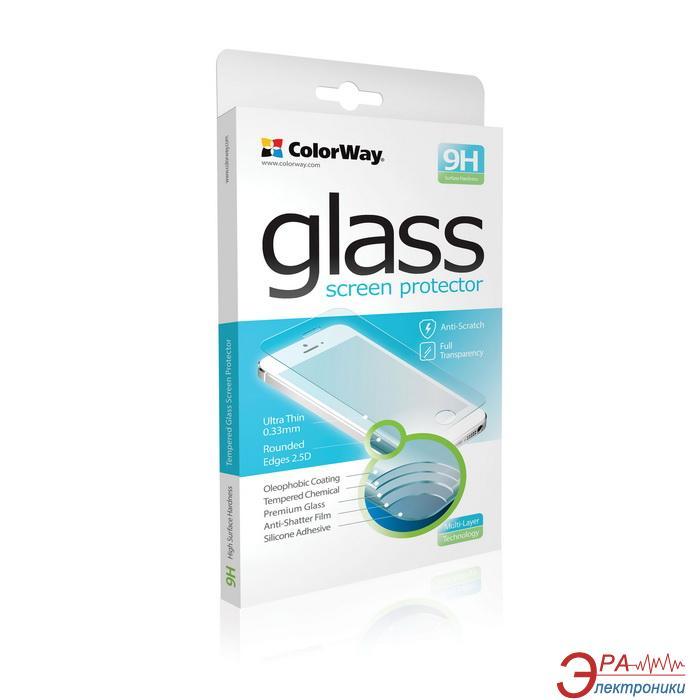 Защитное стекло ColorWay for Samsung Galaxy J5 (2016), 0.33 mm (CW-GSRESJ510)