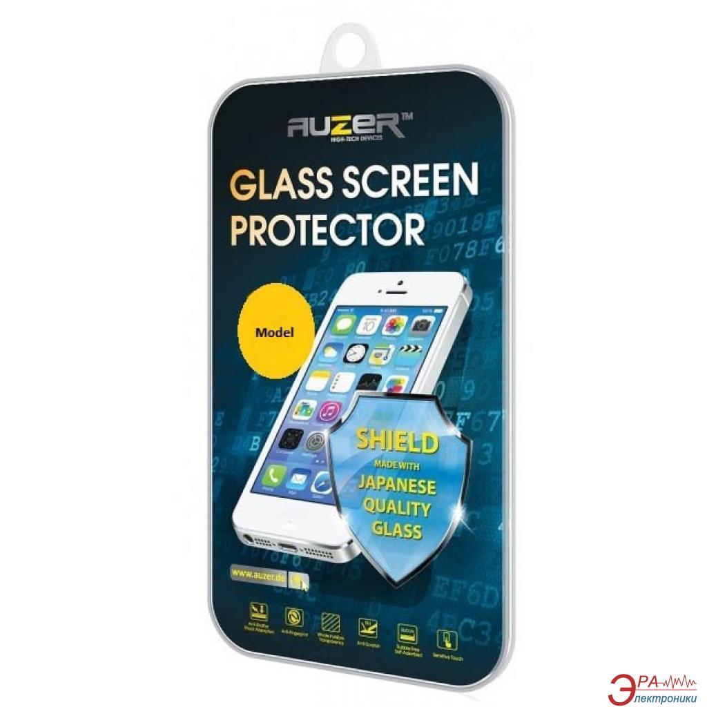 Защитное стекло Auzer for Apple iPhone 5 Green/Pink Chameleon (AGM-SAI5)