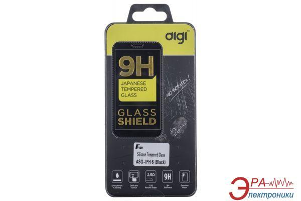 Защитное стекло DIGI Glass Screen (3D Silicone Edge) for iPhone 6 White