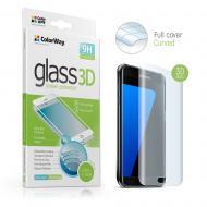 Защитное стекло ColorWay for Meizu M5 Note White, 0.33mm, 3D (CW-GSSCMM5N3DW)