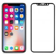 Защитное стекло Nillkin Glass Screen (AP+) for iPhone X Black