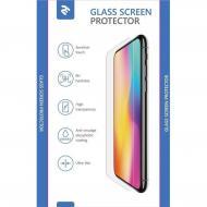 Защитное стекло 2E for Huawei P Smart+ 2.5D Black border FG (2E-TGHW-PSP-25D-BB)