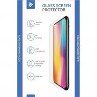 Защитное стекло 2E for Xiaomi Mi A2 White, 0.33mm, 2.5D (2E-TGMI-MIA2-25D-WB)