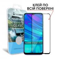 Защитное стекло MakeFuture for Huawei P Smart 2019 Full Glue, 0.33mm (MGFCFG-HUPS19)