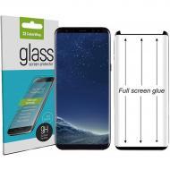 Защитное стекло ColorWay для Samsung Galaxy J4+ SM-J415/J6+ SM-J610 Black, 0.33mm, 3D (CW-GSFGSGJ610F-BK)