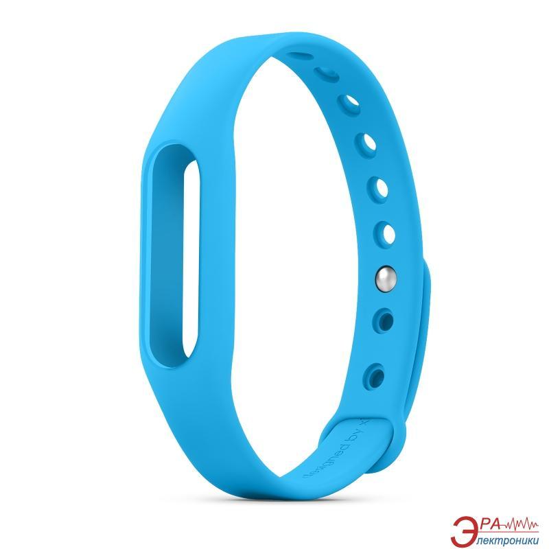 Ремешок для фитнес браслета Xiaomi Mi Band Blue
