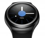 Смарт часы Samsung Gear S2 Sports Dark Grey (SM-R7200ZKASEK)