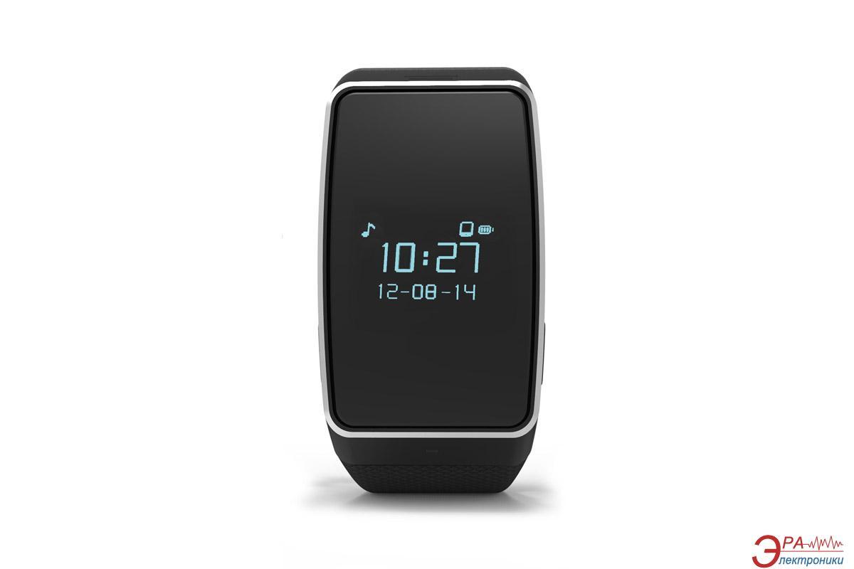 Смарт часы MyKronoz ZeWatch3 Black (KRZEWATCH3-BLACK)
