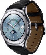 Смарт часы Samsung Gear S2 Premium Platinum (SM-R7320WDASEK)