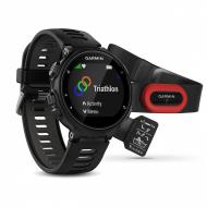 Смарт часы Garmin Forerunner 735XT Black & Gray Run Bundle (010-01614-15)