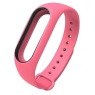 Ремешок для фитнес браслета Xiaomi Mi Band 2 Pink (XMB2-PK)