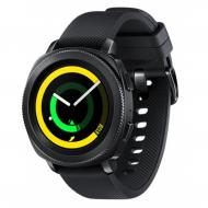 Смарт часы Samsung Gear Sport Black (SM-R600NZKASEK)