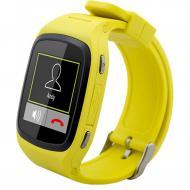 Смарт часы MyKronoz ZeSplash Yellow (7640158010228)