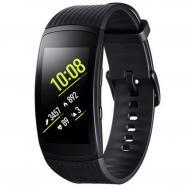 Фитнес браслет Samsung SM-R365 Gear Fit2 Pro (S) BLACK (SM-R365NZKNSEK)