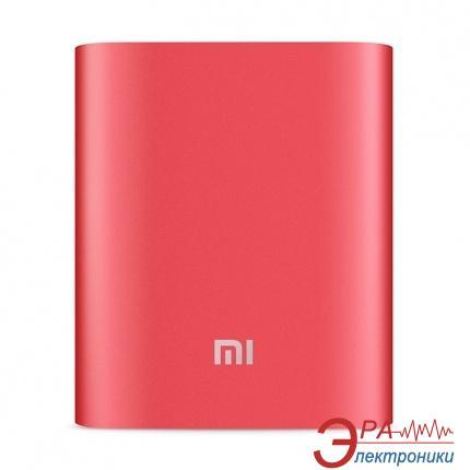 Внешний аккумулятор (PowerBank) Xiaomi Mi Power Bank 10400 mAh (2.1A, 1USB) Red Original (NDY-02-AD-RD)