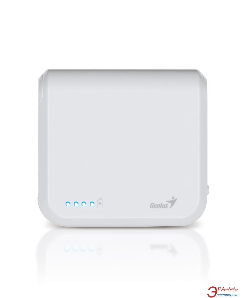 Внешний аккумулятор (PowerBank) Genius ECO-u500 White (39800001102)