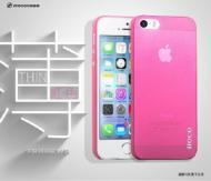 Чехол Hoco iPhone 5/5S Thin series Back case Rose Red (HI-P012RR)