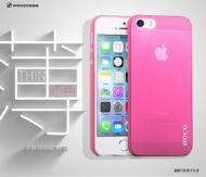 Чехол Hoco iPhone 5/5S Thin series Back case Rose Red (HI-P012RR)