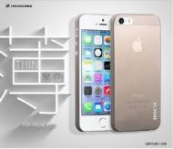 Чехол Hoco iPhone 5/5S Thin series Back case Black (HI-P012B)