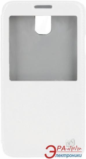 Чехол Hoco Samsung Galaxy Note III -Crystal view (White) HS-L069