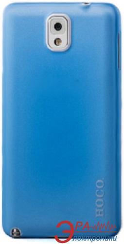 Чехол Hoco Samsung Galaxy Note III - Ultra Thin Blue HS-P004