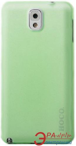 Чехол Hoco Samsung Galaxy Note III - Ultra Thin Green HS-P004