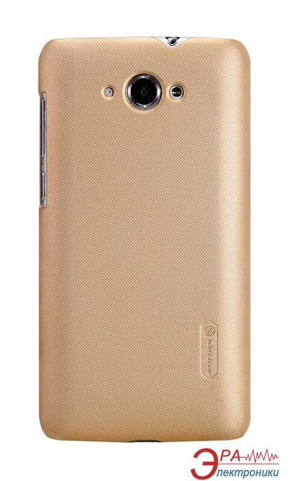 Чехол Nillkin Lenovo S930 - Super Frosted Shield (Golden) (6116649)
