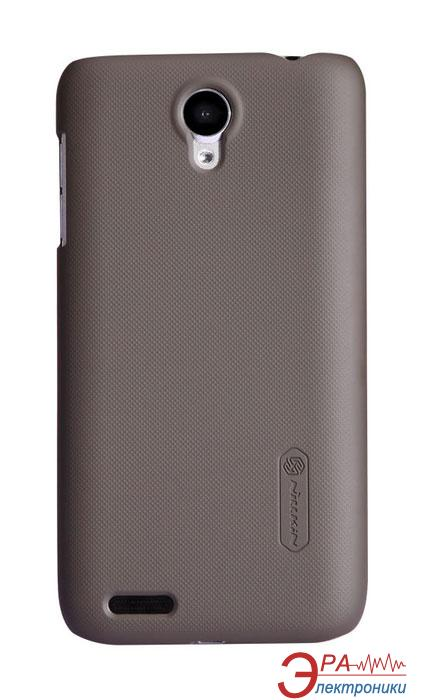 Чехол Nillkin Lenovo S650 - Super Frosted Shield (Brown) (6116641)