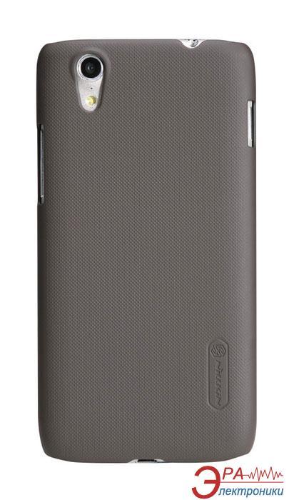Чехол Nillkin Lenovo S960 - Super Frosted Shield (Brown) (6116659)
