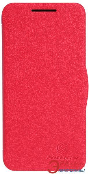 Чехол Nillkin HTC Desire 300 - Fresh Series Leather Case (Red) (6120402)