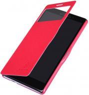 Чехол Nillkin Lenovo K910 - Fresh Series Leather Case (Red) (6120377)
