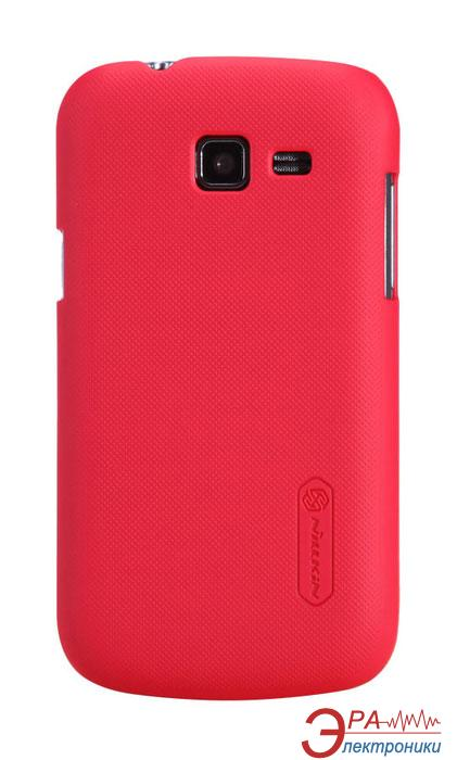 Чехол Nillkin Samsung S7390 - Super Frosted Shield (Red) (6129131)