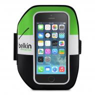 Чехол Belkin Pro Cycling Team Armband iPhone 5/5s/5c Green/Black (F8W440btC00)