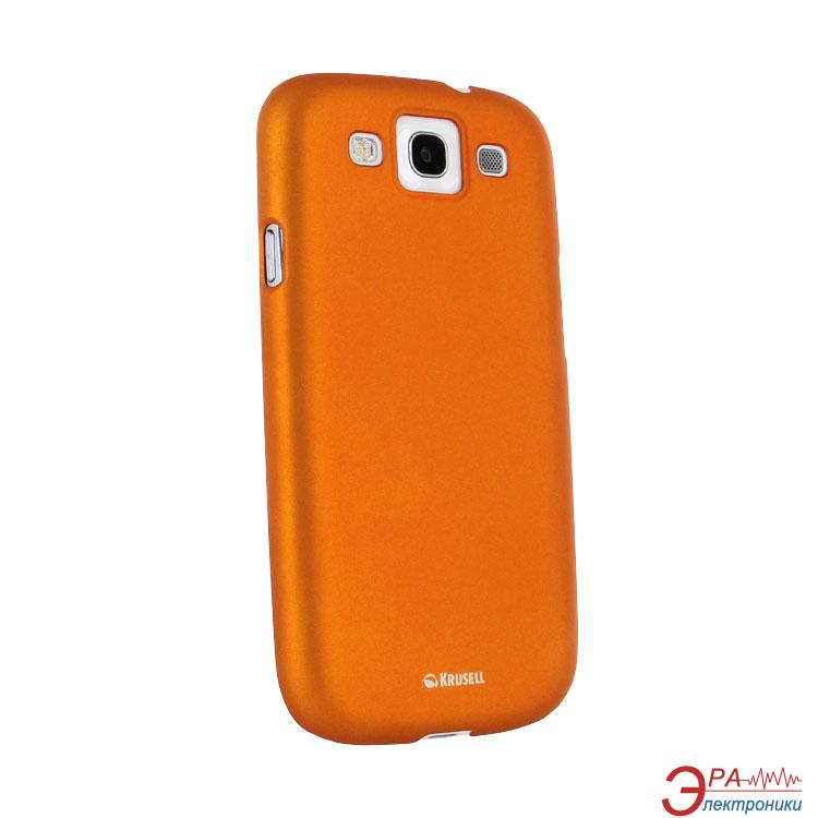 Чехол Krusell Samsung I9300 (SIII) ColorCover Orange (89680)