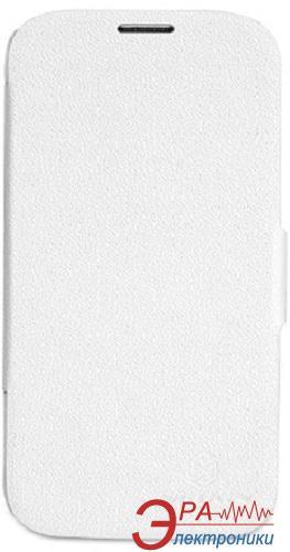Чехол Nillkin Samsung G900/S-5-Fresh Series Leather Case (White) (6135315)