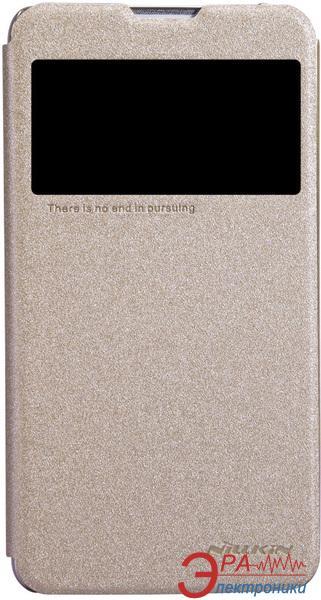Чехол Nillkin LG Optimus G Pro Lite - Spark series (Golden) (6147150)