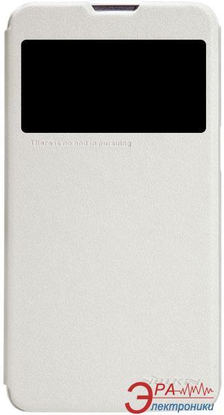 Чехол Nillkin LG Optimus G Pro Lite - Spark series (White) (6147152)