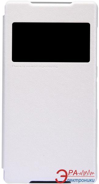 Чехол Nillkin Sony Xperia Z2 - Spark series (White) (6147183)