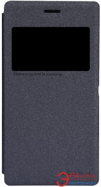 Чехол Nillkin Sony Xperia M2 - Spark series (Black) (6147169)