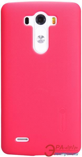 Чехол Nillkin LG Optimus GIII - Super Frosted Shield (Red) (6154946)