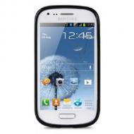 Чехол Melkco Samsung i8190 Galaxy S3mini (SSGN81TPLT2BKWETS)