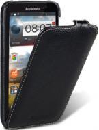 Чехол Melkco Lenovo A850 Jacka Type Black (LNA850LCJT1BKLC)