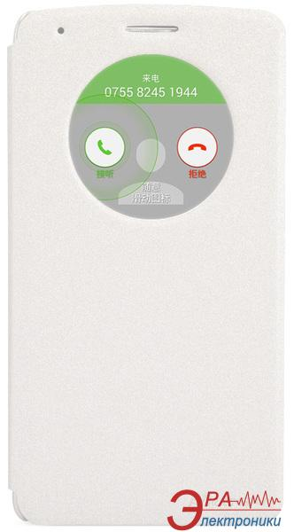 Чехол Nillkin LG Optimus GIII - Spark series (White) (6154943)