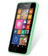 Чехол Melkco Nokia Lumia 630 Poly Jacket TPU Transparent (NKL630TULT2TSMT)