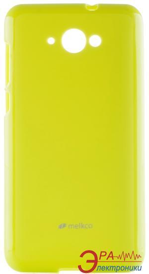 Чехол Melkco Lenovo S930 Poly Jacket TPU Yellow (LNS930TULT3YWPL)