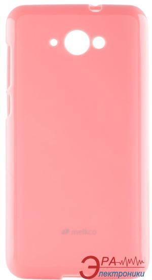 Чехол Melkco Lenovo S930 Poly Jacket TPU Pink (LNS930TULT3PKPL)