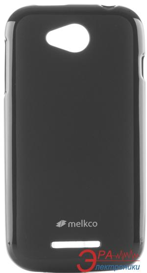 Чехол Melkco Lenovo A706 Poly Jacket TPU Black (LNA706TULT2BKMT)