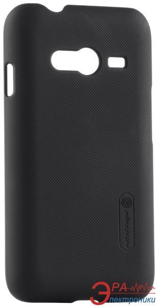 Чехол Nillkin Samsung G313 - Super Frosted Shield (Black) (6173766)